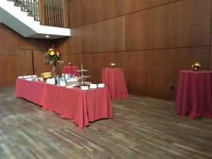 Buffet tables3